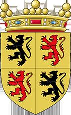Blason de la Province de Hainaut