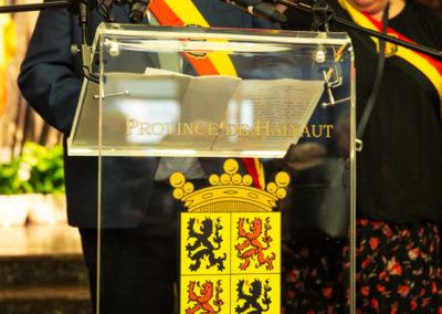 Photo du président du Conseil provincial