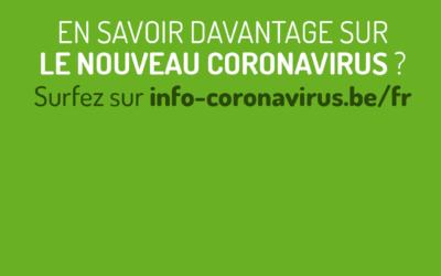 Tout savoir sur le coronavirus